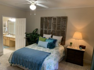 1 Bedroom Apartments for rent in Southwest Houston, TX - Model Bedroom (2)