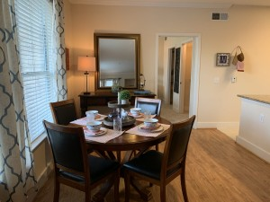1 Bedroom Apartments for rent in Southwest Houston, TX - Model Dining Room