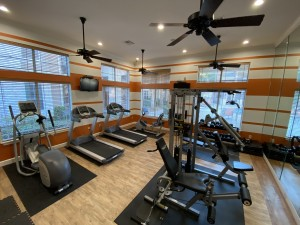 1 Bedroom Apartments for rent in Southwest Houston, TX - Fitness Center (2)